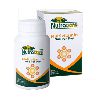 Nutracare Multivitamin