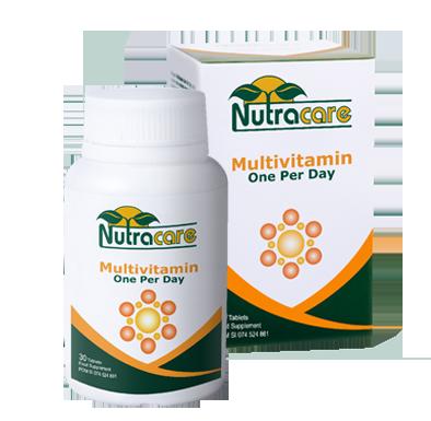 Nutracare Multivitamin