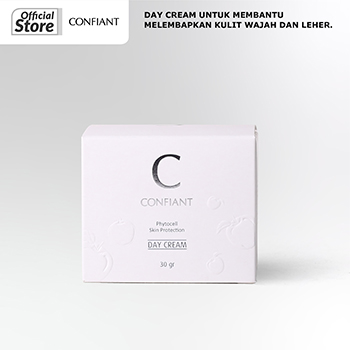Confiant Phytocell Skin Protection Day Cream 30g