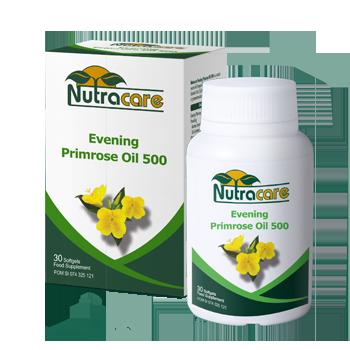 Nutracare Evening Primrose Oil 500