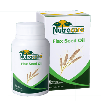 Nutracare Flax Seed Oil