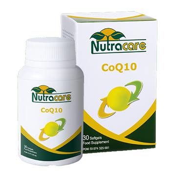 Nutracare CoQ 10