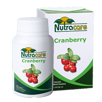 Nutracare Cranberry