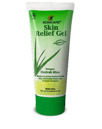 KONICARE Skin Relief Gel