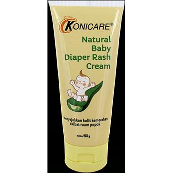 KONICARE Natural Baby Diaper Rash Cream