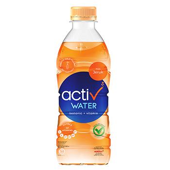 Activ Water Orange