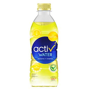 ACTIV WATER LEMON
