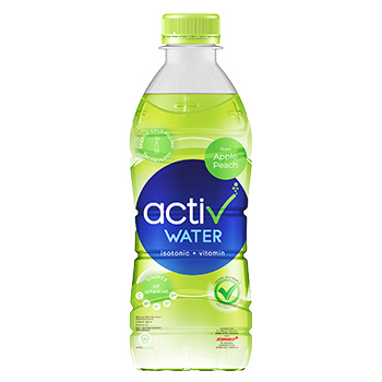 ACTIV WATER APPLE-PEACH