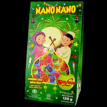 Nano-Nano Salsa Giftpack
