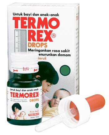 TERMOREX Drops