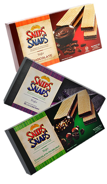 SNIPS SNAPS Wafer