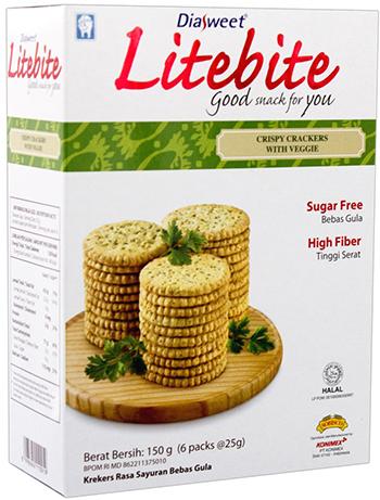 DIASWEET LITEBITE Healthy Snack