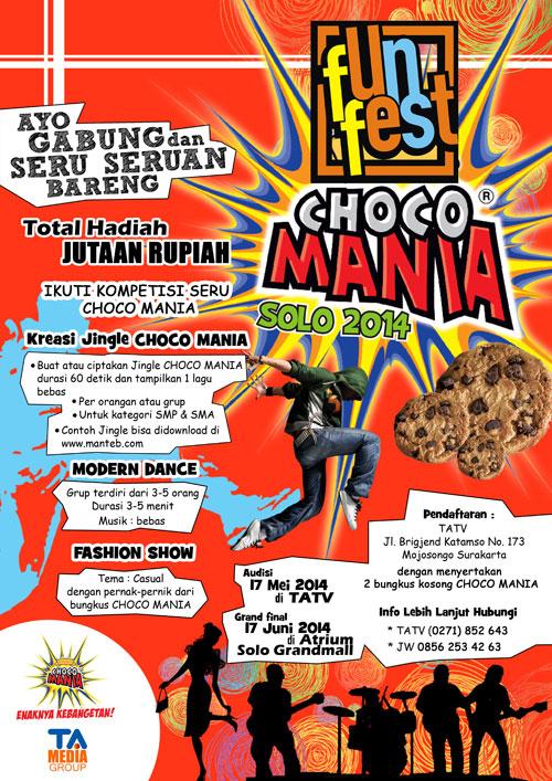 Fun Fest Chocomania