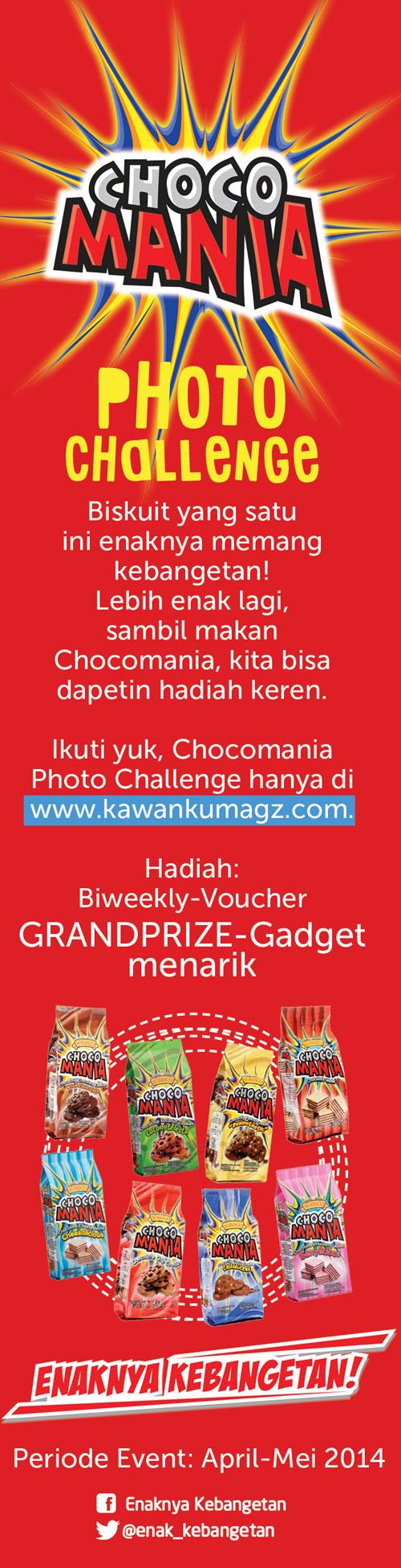 Chocomania Photo Challenge