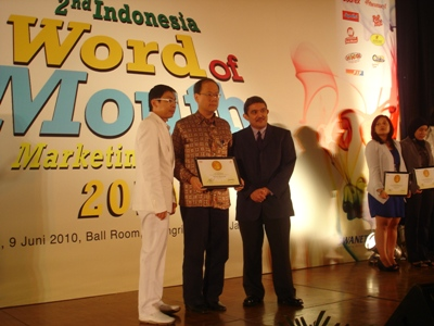 Minyak Telon Konicare Meraih Word of Mouth Marketing 2010