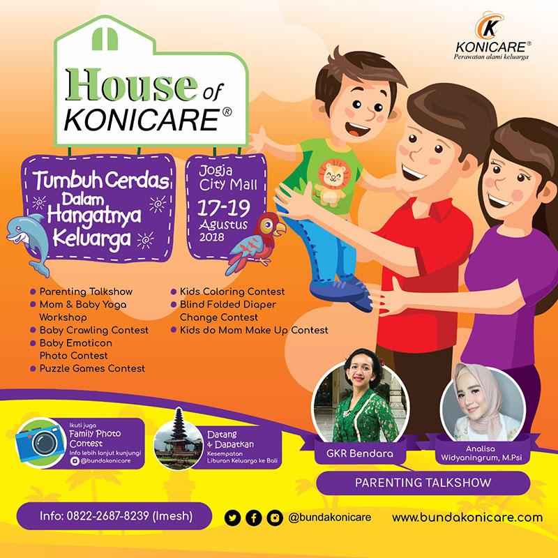House of Konicare - Jogjakarta
