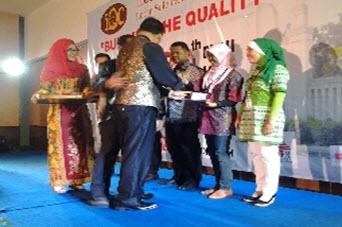Prestasi Program Perbaikan PT Konimex Dalam Konvensi PP Nasional IQC PMMI 2014