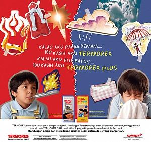 Termorex  versi 2 Pack