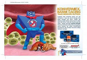 Konvermex - Cetak