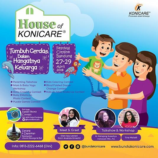 House of Konicare - Bandung